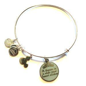 Like new Disney Alex and Ani bracelet!